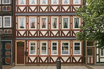 Duderstadt, Fachwerkhaus in Niedersachsen