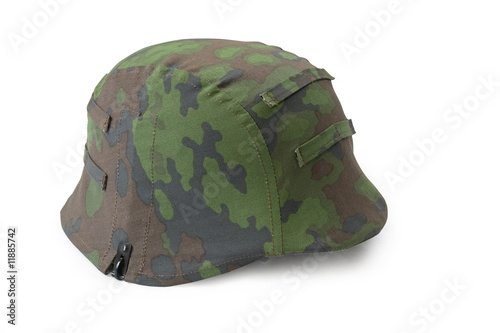 German army helmet (model M35)