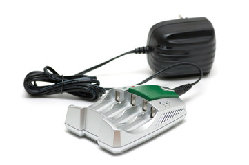 Battery charger, isolated