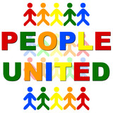 People united concept