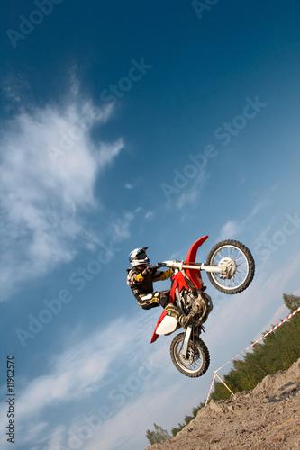Fototapete Motorsport - Sport - Beim Sport