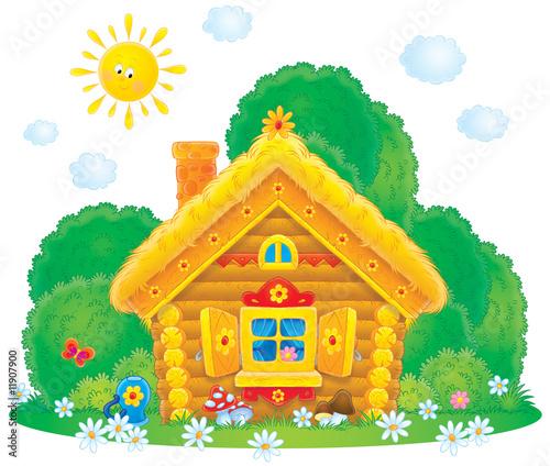 Rural House in Fairyland