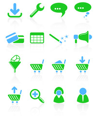 Website vector iconset