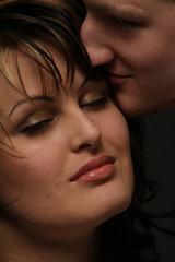 Der zärtliche Kuss