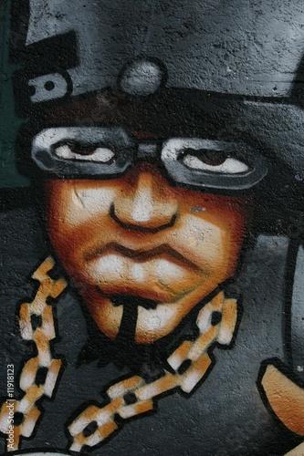 mata magnetyczna graffiti,tag,rap,art, peinture, rubain, urbaine, culture