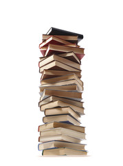 stack of book