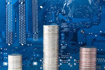 Make money on technology industry