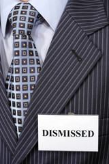 Dismissed person.