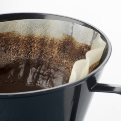coffee filter (close-up)