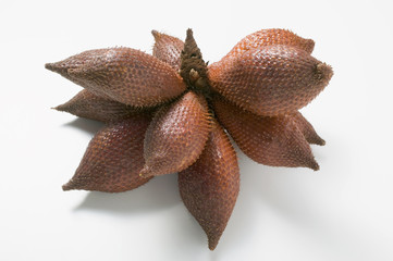 several salak fruits