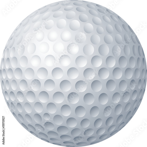 Golf Ball Svg