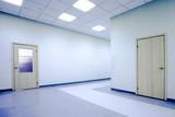 Fototapety Blue office hall