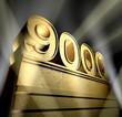 9000 celebration monument