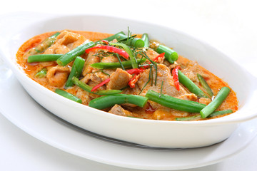 Red Curry Thai Panang