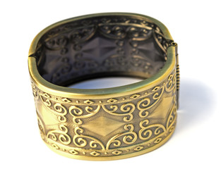 bracelet fantaisie en métal