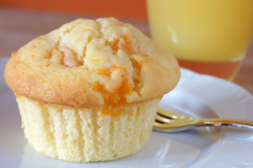 Muffin breakfast
