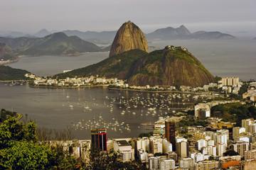 Sugarleaf Mountain in Rio de Janeiro