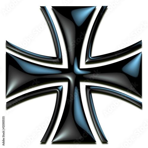 croix de malte photo libre de droits sur la banque d 39 images image 12000555. Black Bedroom Furniture Sets. Home Design Ideas