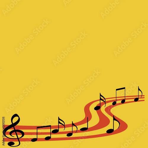 Musical Staff