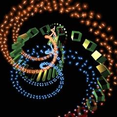 center spiral 3d