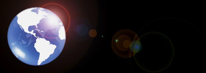 terre de lumière