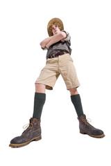 Dauntless Boyscout