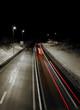 Reise auf der Autobahn