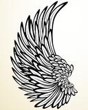 Fototapety Wing