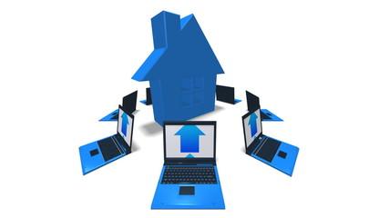 Immobilier en ligne