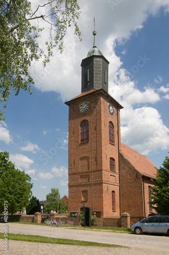 Kirche in Rühstädt - 12029575