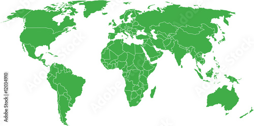 globale-karte