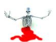 Skeleton In A Pose 4