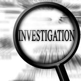 investigation poster