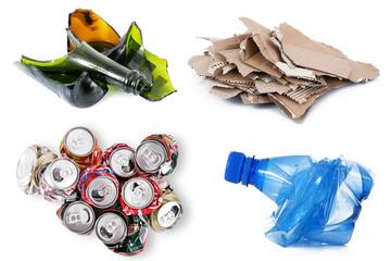 rifiuti riciclabili