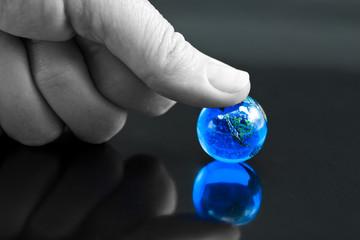 The World - Under my Thumb