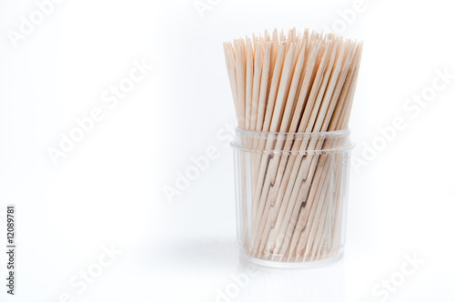 Wood toothpicks