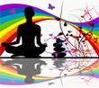 silhouette zen