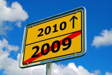 Jahreswechsel 2009-2010