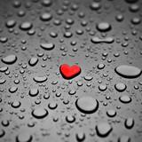 Heart as a rain drop - 12097501