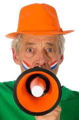 Dutch suporter