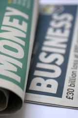 business and money newspaper
