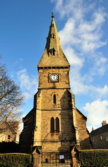 Alnmouth Church