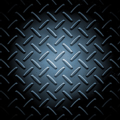 Metallic plate texture background