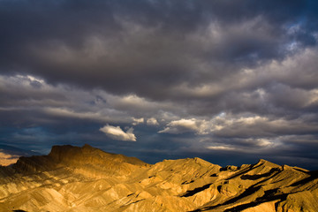 Dramatic Death Valley Sunrise