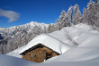 Sci alpinismo sulle Alpi