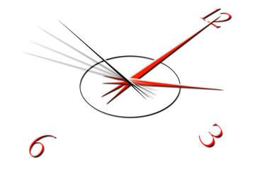 Orologio grafico 02