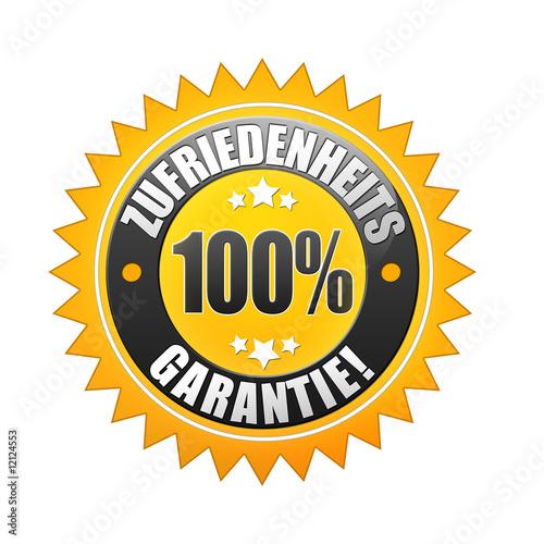 zurfriedenheits garantie