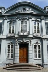ingresso palazzo barocco