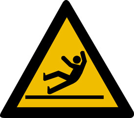 Warning sign - accident