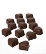 Heartformed Chocolate